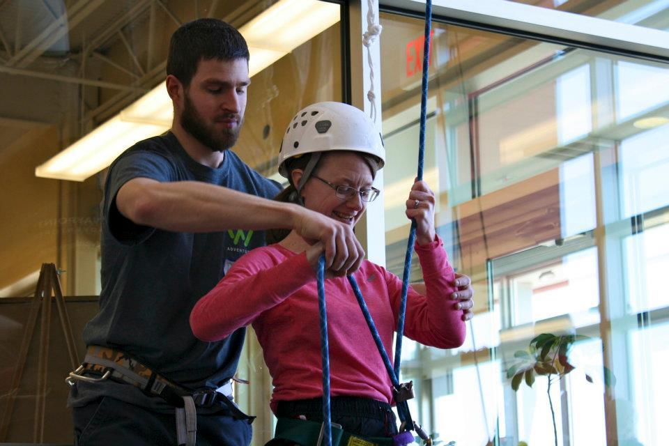 Spaulding Adaptive Climbing 2