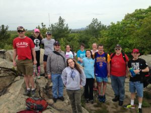 Blue Hills Hike with TILL Springboard