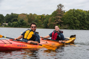 YACHAD on the Charles