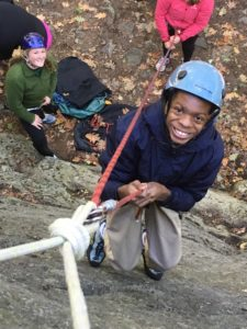 Gordon College students take the lead in Adventure Education series in East Boston