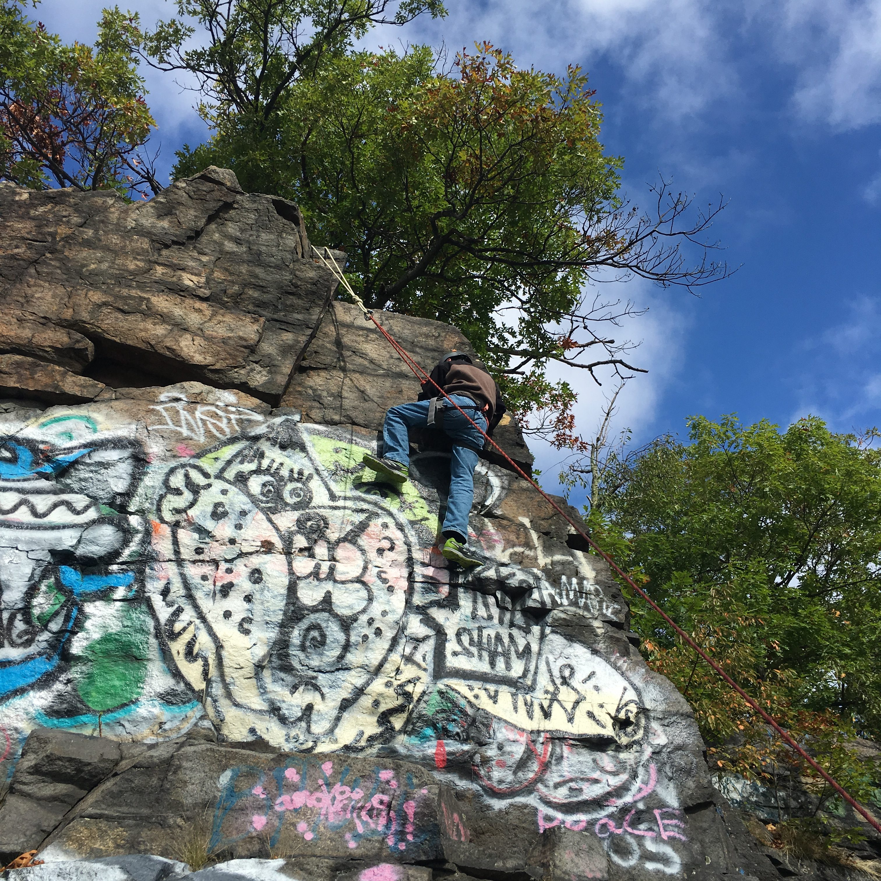 Climbing the Quarry with CHARMS