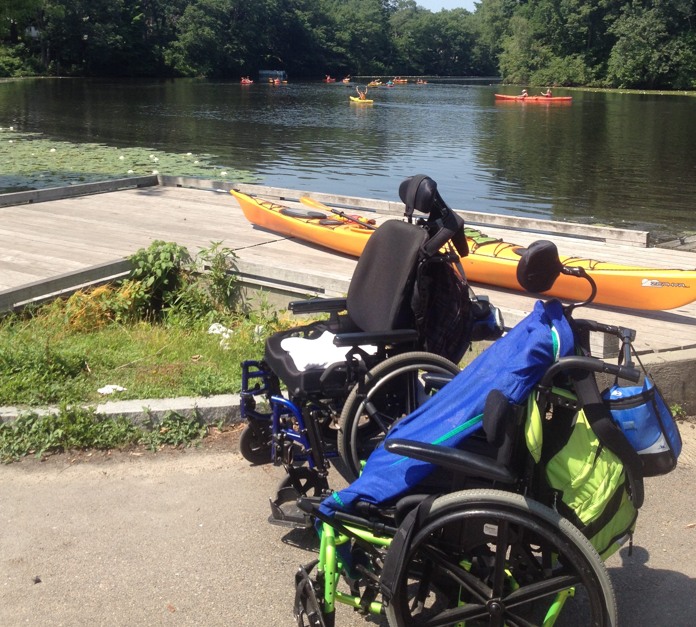 Kayaking Made Accessible