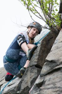 Spaulding Adaptive Sports Center Climbs at Quincy Quarries