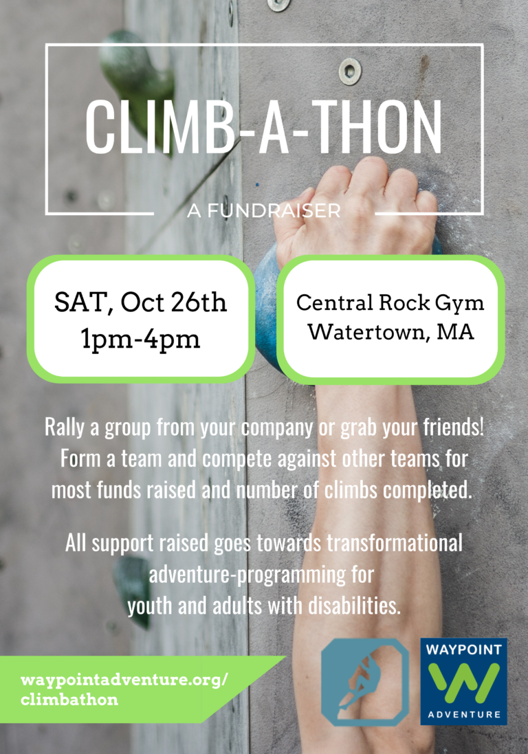 Friends & Family Climb-A-Thon!