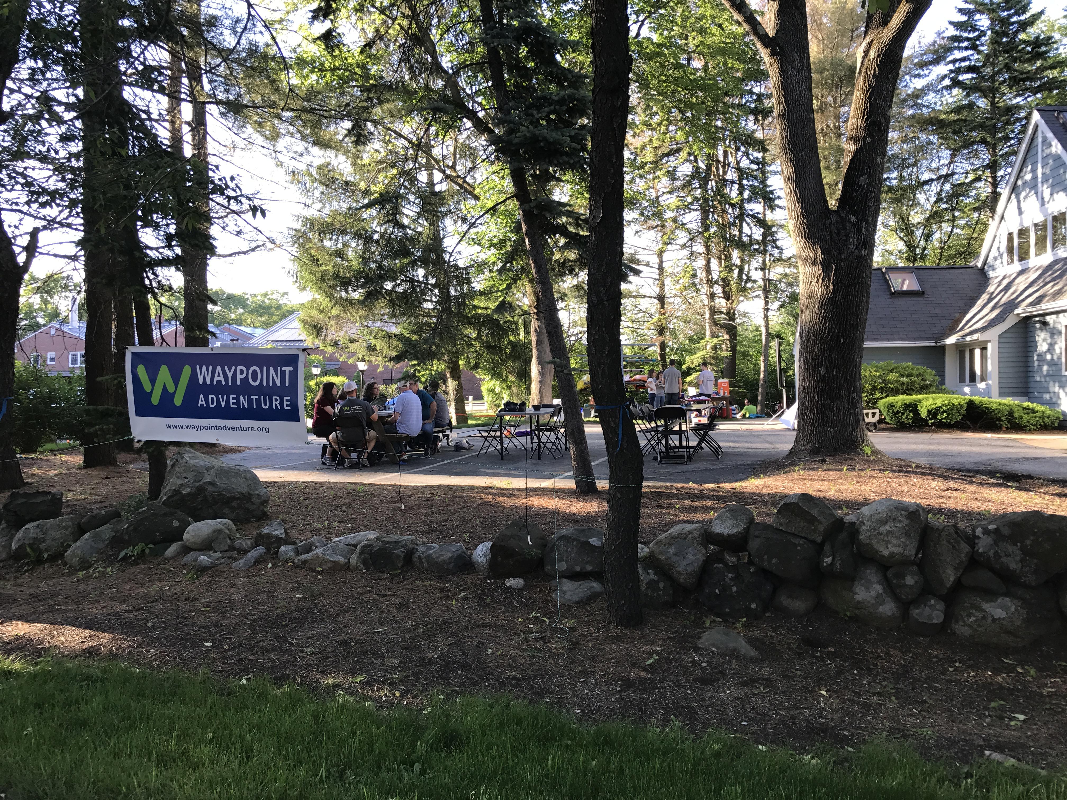 Volunteer End of Summer Cookout 2017
