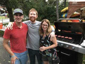 Volunteer Cookout 2018