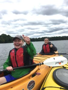Prader Willi Syndrome Association goes Kayaking!