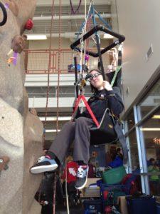 SIGN UP TODAY — Adaptive Climbing 2019!
