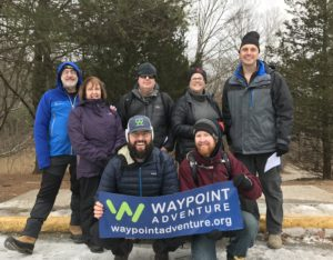 Winter Hiking with Brain Injury Support Group