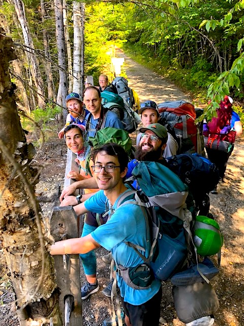 IAC Backpacking 2019