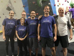 Corporate Climbathon 2019