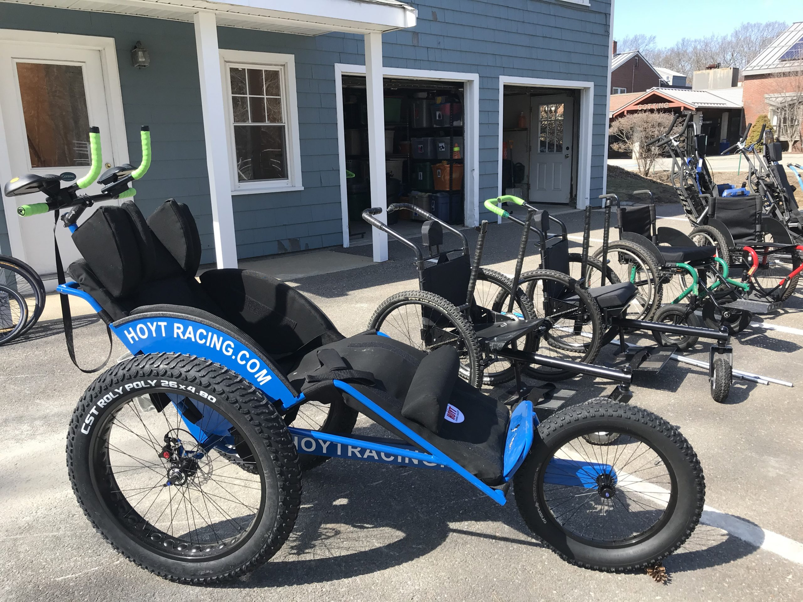 Wheelchair Rental Program