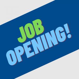 Job Opening banner