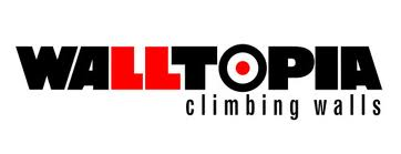 Walltopia climbing walls logo