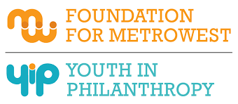 Foundation for Metrowest youth in philanthropy logo