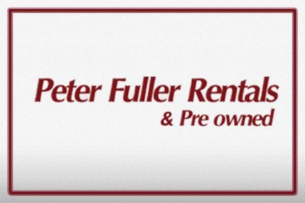 peter fuller rentals logo