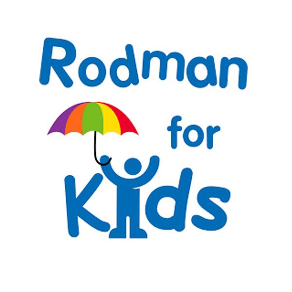 Rodman for Kids logo
